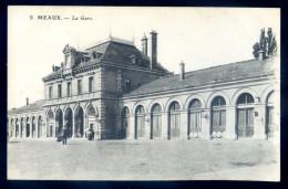 Cpa  Du  77 Meaux La Gare   FEV16 6 - Meaux