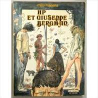 HP Et Giuseppe Bergman De Mila Manara édité Chez Casterman. - Manara