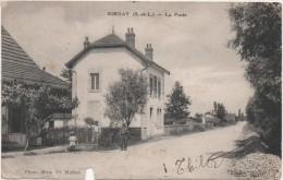 SORNAY - La Poste (animée) - France