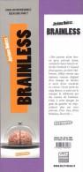 Marque-page °° Gulf Stream éditeur - J.Noirez Brainless - 5x20 - Lesezeichen