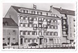 OLTEN: Hotel Emmental Mit Oldtimer ~1940 - SO Soleure