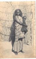 SOMALIE - Femme Et Son Enfant - Somalië
