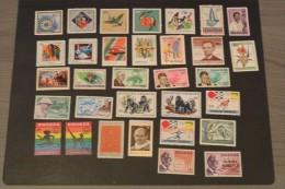 M390-lot  Stamps MNH Ruanda- Rep. Rwandaise - Collezioni