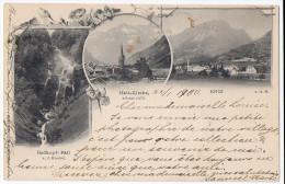 ENGI: 3-Bild-AK 1900 - GL Glaris