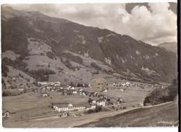 ENGI: Dorf Mit Bahnhof ~1965 - GL Glaris