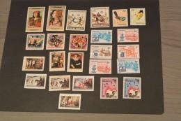 M393-lot  Stamps MNH Ruanda- Rep. Rwandaise - Collezioni