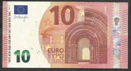 "New Issue 2014!! Greece  ""Y"" 10  EURO GEM UNC! Draghi Signature!!  ""Y""   Printer  Y001A5 ! - EURO"