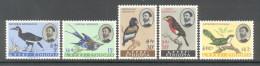 Äthiopien Ethiopia 1962 - Michel Nr. 425 - 429 ** - Äthiopien