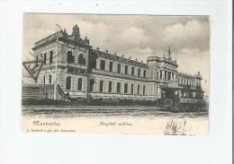 MONTEVIDEO HOSPITAL MILTAR 1903 - Uruguay