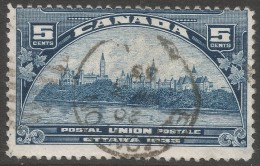 Canada. 1933 UPU Congress Preliminary Meeting. 5c Used. SG329 - 1911-1935 Reign Of George V