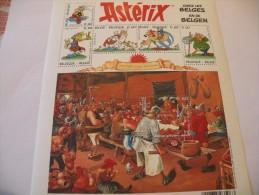Asterix En De Belgen - Bloques 1962-....