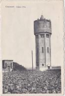 CHAUMONT-CHATEAU D'EAU-CARTE ENVOYEE-1946-VOYEZ 2 SCANS-RARE ! ! ! - Chaumont-Gistoux
