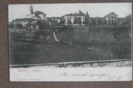 BESOZZO -PANORAMA -INIZOP 900  -BOLLO 2 CENT --FP - - - BELLISSIMA- - Varese