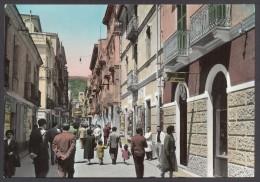 IGLESIAS - Corso Matteotti - Viaggiata Nel 1959 - Editore Locale Cartoleria Denotti Violante - Iglesias