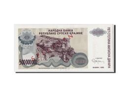 Croatia, 500 Million Dinara, 1993, Undated, KM:R26s, NEUF, A0000000 - Croatie