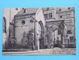 St. Martin's Pförtchen Köln A. Rh. () Anno 1912 ( Zie Foto´s Voor Detail ) ! - Koeln