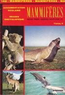 Documentation Scolaire - 1980 - Mammifères - éditions ARNAUD - Animaux