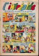 .L´INTREPIDE.    Le BD  Magazine Des Petits Et Des Grands.  N°186   21 Mai  1953. - Livres, BD, Revues