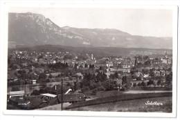 SOLOTHURN: Foto-AK 1933 - SO Soleure