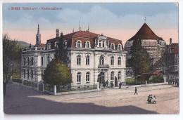 SOLOTHURN: SO Kantonalbank, Animiert 1918 - SO Soleure