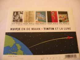 Kufje Op De Maan - Bloques 1962-....