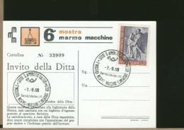 ITALIA - SANT´AMBROGIO VALPOLICELLA  -  Mostra  MACCHINE  PER  MARMO - Fabbriche E Imprese