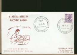 ITALIA - SANT'AMBROGIO VALPOLICELLA  -  Mostra  MACCHINE  PER  MARMO - Fabbriche E Imprese