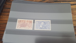 LOT 296944 TIMBRE DE FRANCE NEUF** N�318/319  LUXE