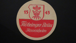 Germany - Flötzinger-Bräu - Rosenheim/Bayern - Sous-bocks