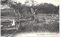 COTE D'IVOIRE - Débarcadère D'un Village - Côte-d'Ivoire