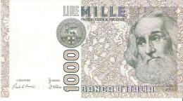 Italy - Pick 109 - 1000 Lire 1982 - Unc - [ 2] 1946-… : République