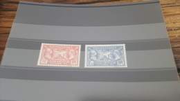 LOT 296991 TIMBRE DE FRANCE NEUF** N�244/245 LUXE
