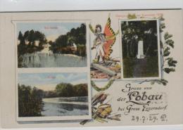 Österreich- Lobau -  Karte ~100 Jahre Alt   (k  57  ) Siehe Scan - Österreich