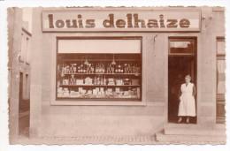 32865  -    Magasin  Louis  Delhaize -  à  Identifier  -  Carte  Photo - Belgique