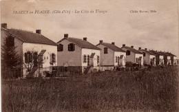Brazey En Plaine : Les Cités Du Tissage (cliché Karrer, Dole - Imp. Bourgeois Frères, Chalon Sur Saône) - France