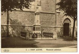 Han Sur Lesse 2  Monument Patriotique - België