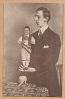 """""""Sepploni"""" De L´ Appenzel -- Le Plus Petit Homme Du Monde - Age 19 Ans. -- Hauteur 65 Cm -- IMP,HAEFELI - CHAUX DE FONDS - Switzerland"""