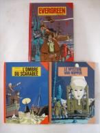 WININGER : BD 3 Volumes De NICEPHORE VAUCANSON EDITIONS GLENAT 1981 - 1984 Voir Le Scan - Books, Magazines, Comics