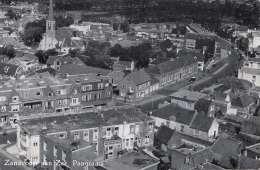 ZANDVOORT AAN ZEE - Panorama, Gel.1959, Karte Leicht Fleckig - Zandvoort