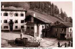 PIEVE DI CADORE - Casa Di Tiziano, 1933 - Italia