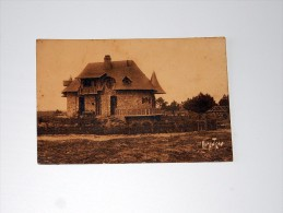 """Carte Postale Ancienne : LES MATHES : Villa """"Bonne Anse"""" - Les Mathes"""