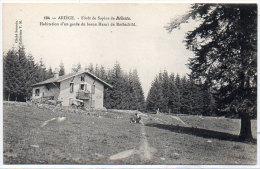 Foret De Sapins De BELESTA - Habitation D' Un Garde Du Baron Henri De Rothschild   (84291) - France