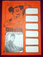 Romania - horaire hebdomadaire �cole - Walt Disney - cinema - mickey mouse