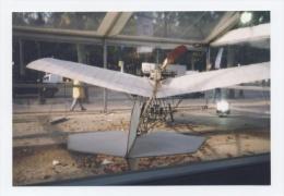 AVION  DEMOISELLE-RECTO/VERSO -C31 - Aviación