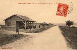 D54  CAMP DE BOIS L'EVEQUE Le Poste De Police Et L'Entrée Du Camp - Autres Communes