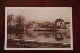 TOUL - Entrée De La Ville, Bord Du Canal - Toul