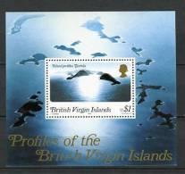 British Virgin Islands 1980 Yvert Block 16 ** MNH. - Iles Vièrges Britanniques