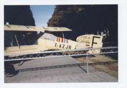 AVION -BOEING STEARMANE 39-45 --RECTO/VERSO -C31 - Aviación