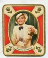 SB16485 Kurmmark - Moderne Schönheitsgalerie - Nr.18 Marlene Dietrich - Cigarrillos