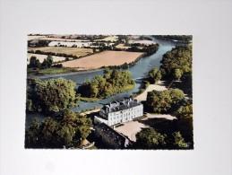 Carte Postale Ancienne : LE LION D'ANGERS : L'Isle Briand, Vue Aérienne - Altri Comuni